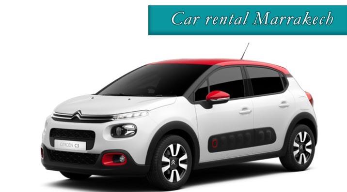 Car rental Marrakech